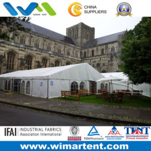 20mx25m White PVC Aluminum Tent for Resturant
