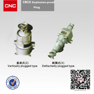 Cbcx Type Plug and Socket Explosion-Proof Plug (CBCX) pictures & photos