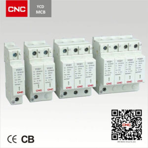 CNC China Famous Export Enterprise. National Project Supplier Surge Protector Ycd SPD Class C Surge Protection Devices. (YCD) pictures & photos