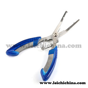 Low Price Bent Nose Braided Line Cutting Fish Pliers pictures & photos