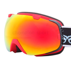 CE (EN 174: 2001) Certificate Snow Boarding Goggles (SNOW-2804) pictures & photos