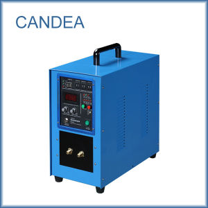 Electromagnetic Copper Tube Welding High Frequency Induction Heating Machine Hf-15kw