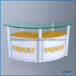 Hybrid Trade Show Reception Desk (DT000272)