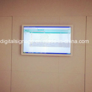 55inch LCD Advertising Indoor Electronic LCD Display Flat Screen