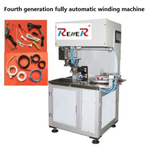 Fourth Generation Fully Automatic Wire Machine