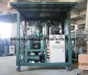 Zhongneng New Double-Stage Vacuum Insulating Oil Purifier (Series ZYD) pictures & photos