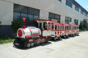 China, Cheap, Small, Children, Shopping Mall, Park, Christmas, Party, Indoor, Outdoor, Kids Mini Electric Fun Train pictures & photos
