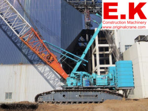 350ton Secondhand Hydraulic Used Kobelcotrack Crawler Crane (CKE4000c) pictures & photos