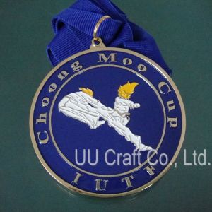 Customized Metal (zinc alloy) Medal (MD-003)