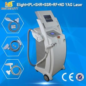 Hot! E-Light+RF+IPL+ Laser ND YAG Machine pictures & photos