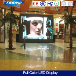 IP43 P6 Rental Full Color 1/4s 1r1g1b LED Video Wall LED Display pictures & photos