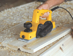 Industrial Portable Electric Wood Planer pictures & photos