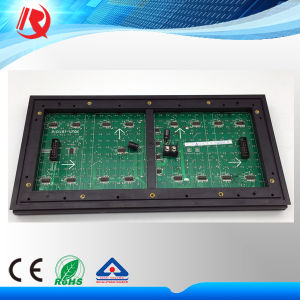 Bis Approved Outdoor Single Red/White 1r 1W P10 LED Module pictures & photos
