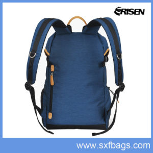 2016 China Factory Korean Style Blue School Backpack pictures & photos