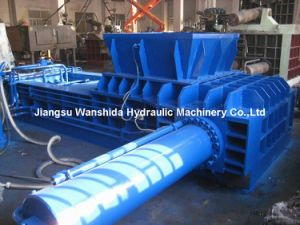 Hydraulic Metal Baler Without Cover Lid (Y83W-200A)
