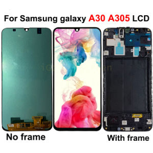 LCD for Samsung A30 LCD Digitize Display Touch Screen Digitizer Assembly
