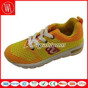 Summer Breathable Children Sports Shoes with Portable Feeiling