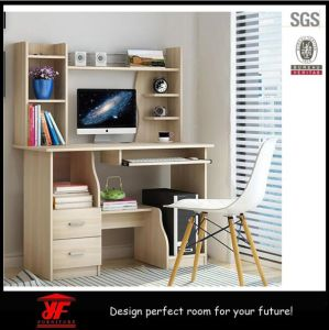 China Study Cum Pictures Of Wooden Computer Table Design With