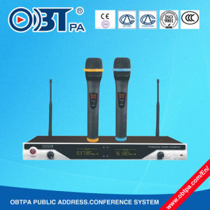 Wireless Microphone System/Professional Wireless Microphone System