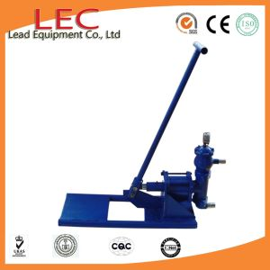 Lhg-10 Hand Grouting Pump Description pictures & photos
