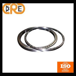Chrome Steel for Packaging Equipment Thin Section Open Four Point Contact Ball Bearings pictures & photos