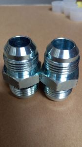 Jic Male 74° Cone Hydraulic Adapters pictures & photos