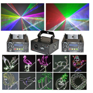 RGB Full Laser Light Show System SD Card LS888RGB pictures & photos