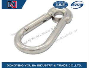 Stainless Steel Spring Hook with Hole pictures & photos