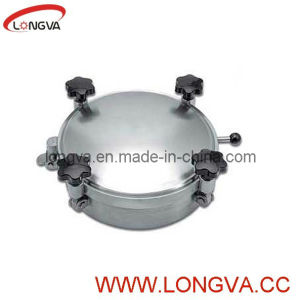 Sanitary Stainless Steel Tank Manhole Cover pictures & photos