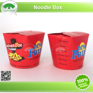 Round Noodle Boxes pictures & photos
