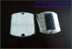 2016 New Plastic Rectangle Solar Road Stud pictures & photos