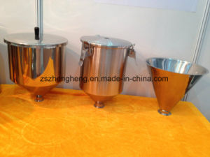 Stainless Steel Conical Hopper for Filling pictures & photos