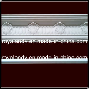 Polyurethane Crown Molding Alternative to Plaster or Wood Moulding! (hn-003)