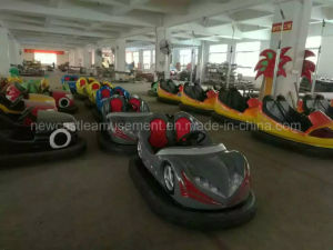 New Kids Amusement Park Skynet Electric Bumper Cars