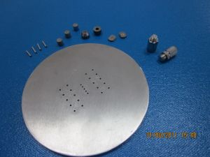 Stainless Steel Machined Parts OEM