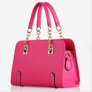 Guangzhou Supplier Designer Leather Fashion Stock Handbag for Women (XP200) pictures & photos