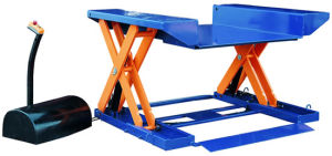 Super Low Profile Lift Table (HYL Series) pictures & photos
