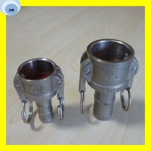 Stainless Steel Quick Coupling Camlock Coupling pictures & photos