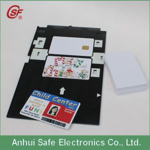 Inkjet ID Card Tray for Epson T50 pictures & photos