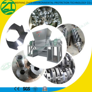 New Plastic Crusher for Kitchen Waste/Animal Bone/Municipal Waste/Wood/Tire/Foam pictures & photos