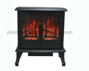 Cheap Decorative Over Heating Protection Electric Fireplace with CE/CB/GS Approved