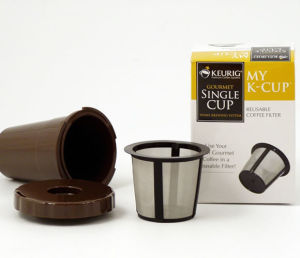 2015 Bluecoast Keurig My K Cup Reusable Coffee Filter