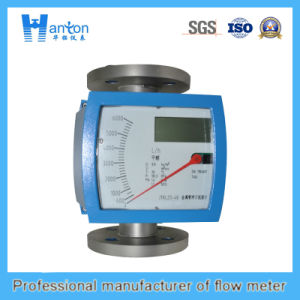Vertical Installation 304 Metal Tube Rotameter for Dn50-Dn100 pictures & photos