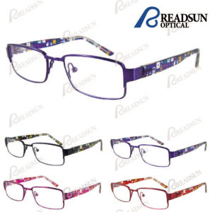 Fashion Teenager Optical Frames with Tr90 Temple (OMK124004) pictures & photos