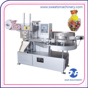 Snack Packaging Machine China Lollipop Auto Packaging Machine pictures & photos