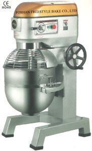 80 Literes Food Blender Mixer in Mixing Equipment with Safety Guard (YL-80I)