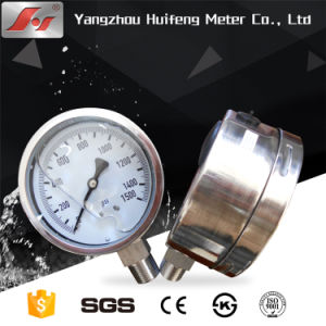 China Pressure Gauge Plastic, Pressure Gauge Plastic