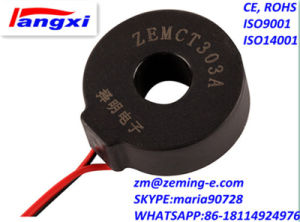 Flying Wires Current Transformer 13mm Hole 1000: 1 400A 5ohm pictures & photos