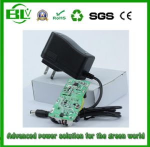 Power Fitting of Smart AC/DC Adapter for Battery About 12.6V1a Battery Charger pictures & photos