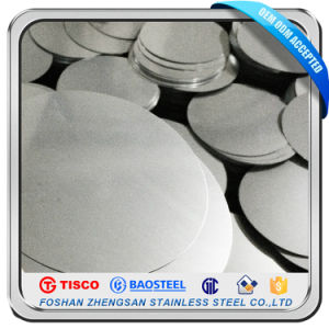 Best Selling 201 Stainless Steel Circle Price pictures & photos